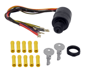 Outboard motor Ignition Switch F5H268 F5H078 MP39100 MP39830 ... on johnson outboard kill switch repair, 35 hp evinrude wiring diagram, johnson outboard ignition switch wiring,